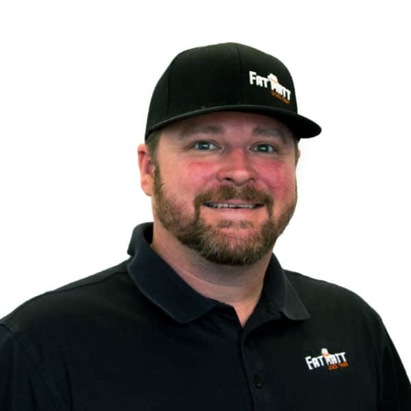 Clay Collier, Sales Manager, Fat Matt Roofing